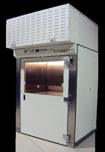 Used The Baker Company Hood Enclosure Biological Safety