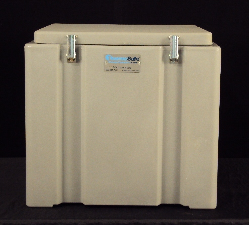 Used Thermosafe Freezer Storage Transport Chest 302 For