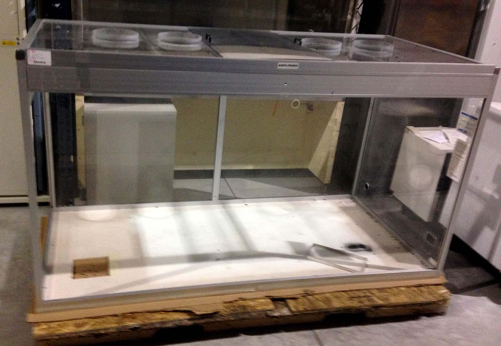 Used Airfiltronix Hood/Enclosure:Automation Custom Enclosure For ...